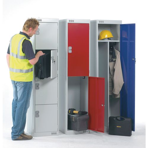 Large utility lockers