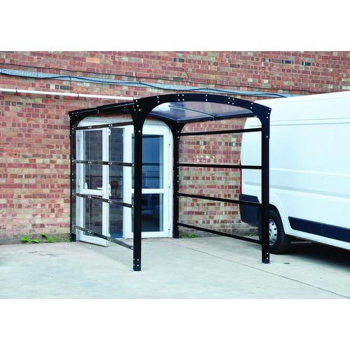 Modular free standing walkway - Starter unit