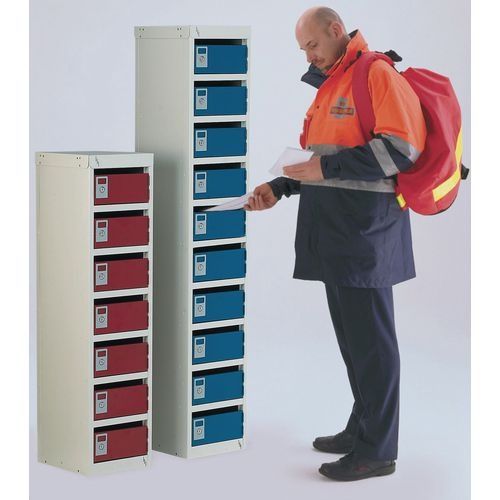 Post box lockers - Personal post