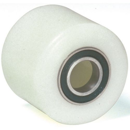 Pallet truck rollers