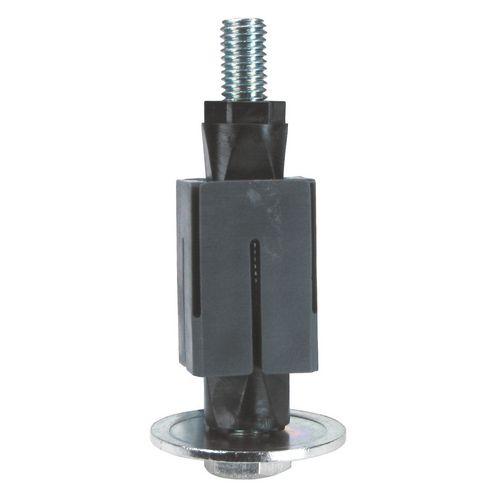 Expanding tube adaptors for 10mm single bolt hole