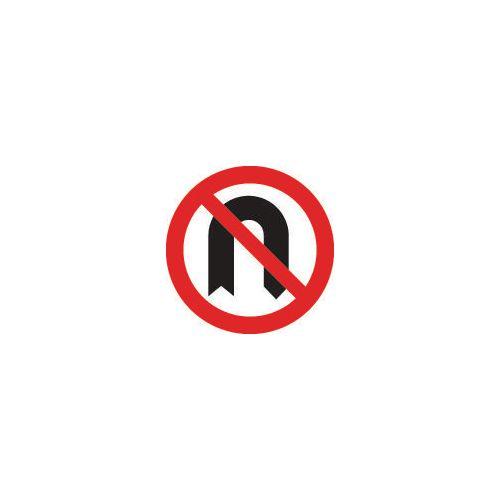 Road traffic signs - No U turn