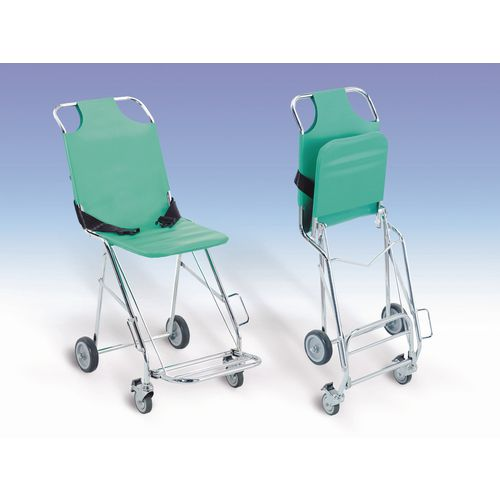 Patient transit chairs