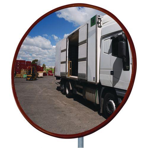 External industrial mirrors