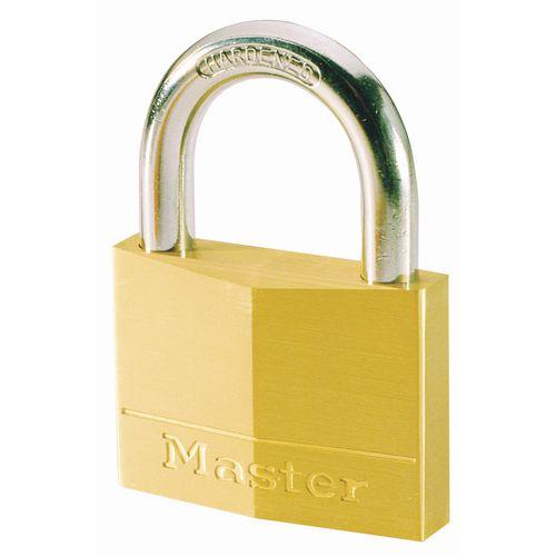 Master lock brass padlocks
