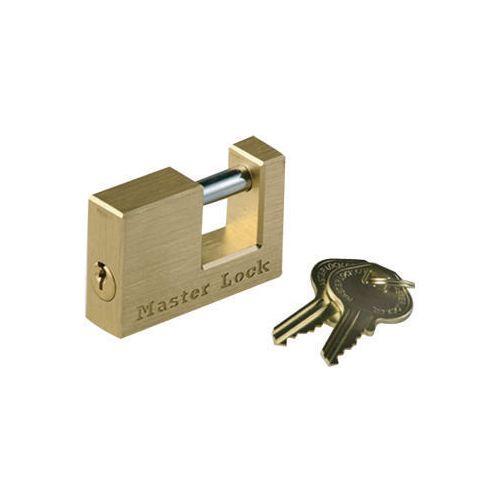 Rectangular roller shutter padlocks