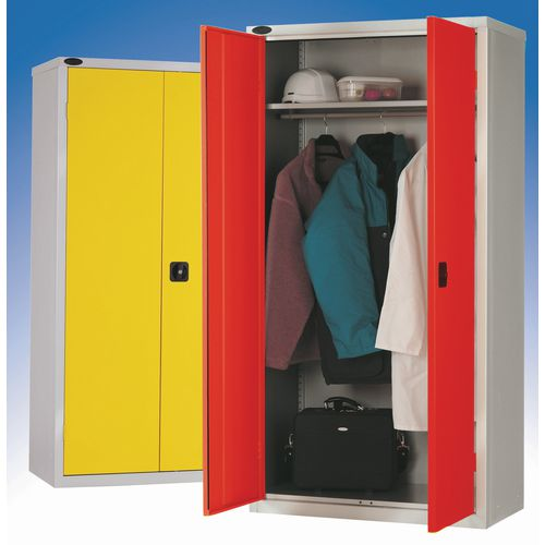 Strong industrial cupboards - Wardrobe cupboard