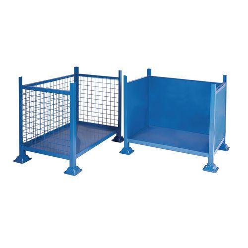 Steel box pallets