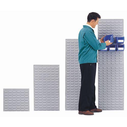 Linbin louvre panels