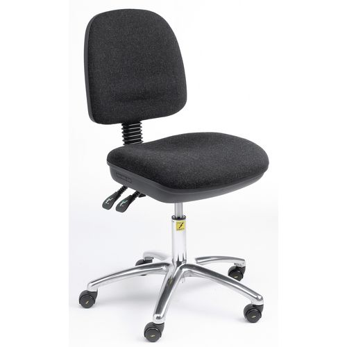 Ergonomic anti-static chair - Standard chair (height - 430-570mm)