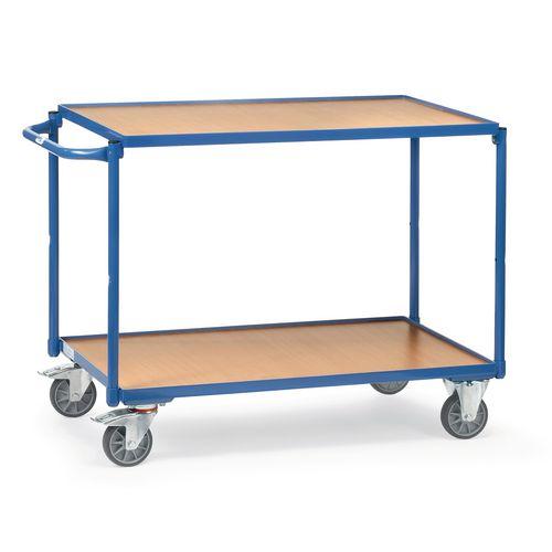 Fetra table top trolleys