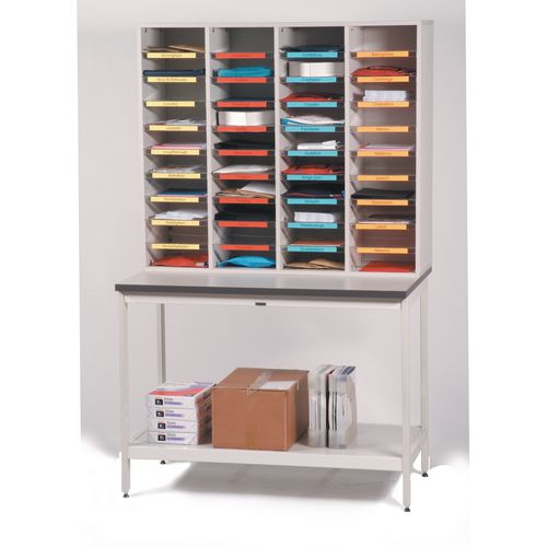 Clearview mail sort unit