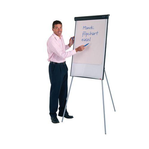 Whiteboard/flipchart easel