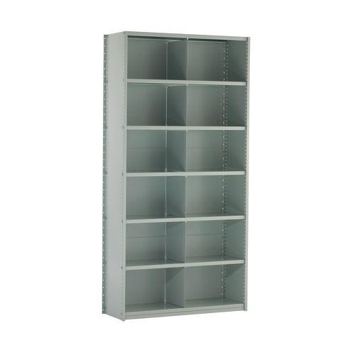 Bin unit - 12 Compartments