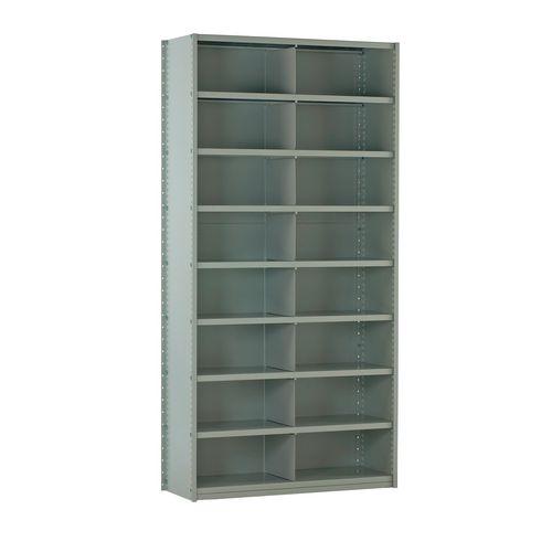 Bin unit - 16 Compartments
