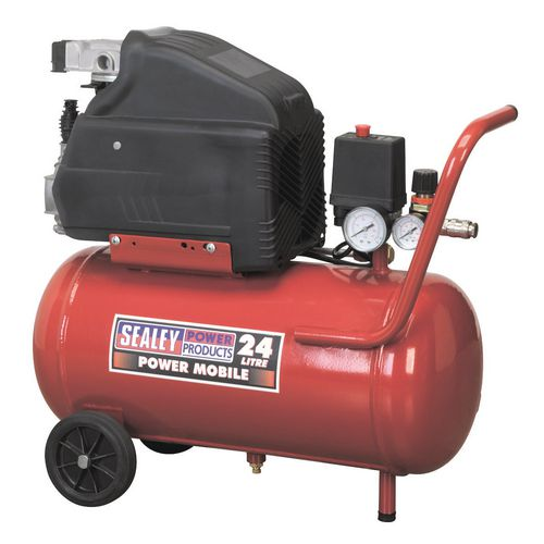 Direct drive compressors