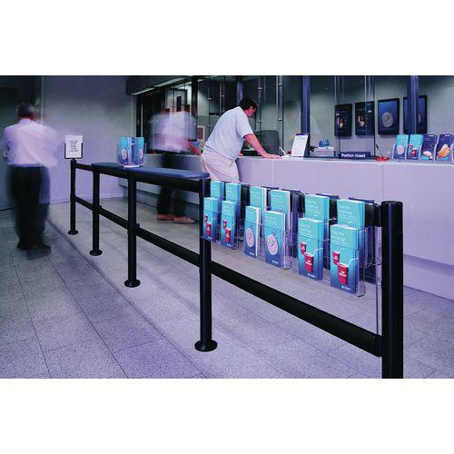 Tensator® Advance dual line barrier kits