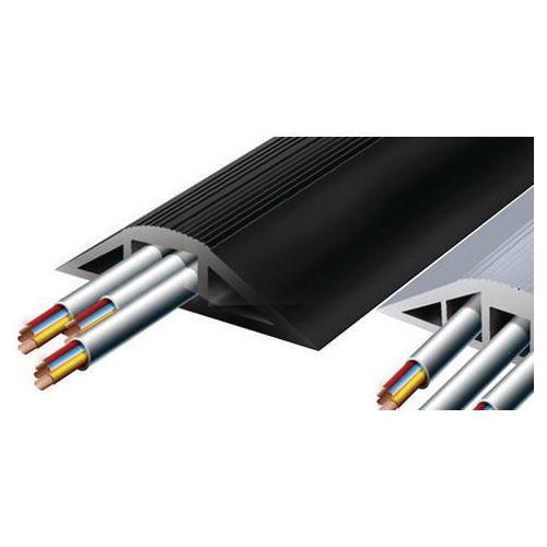 Flexible multi compartment indoor cable protectors