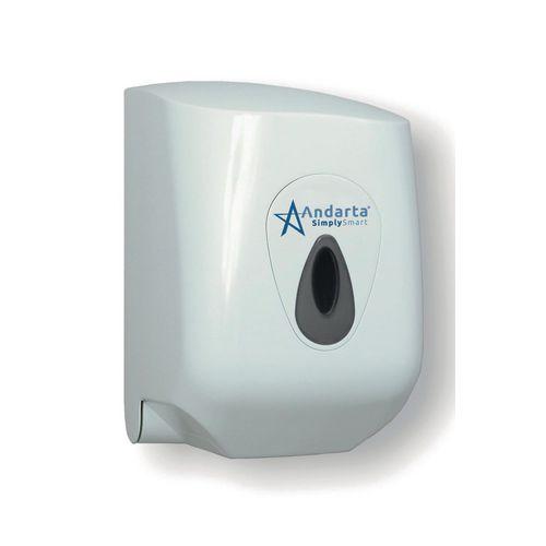 Dispenser for centre feed rolls