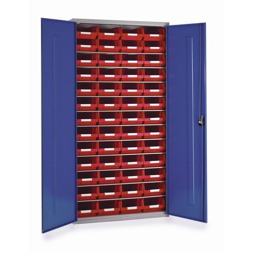 Small parts storage cabinets - Extra shelves - Storage ...