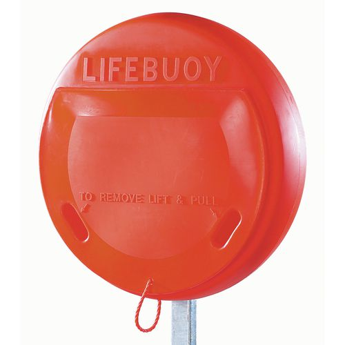 Lifebuoys housing - Front covers