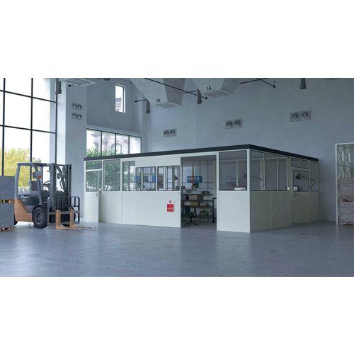 Industrial partitioning - Panels & doors