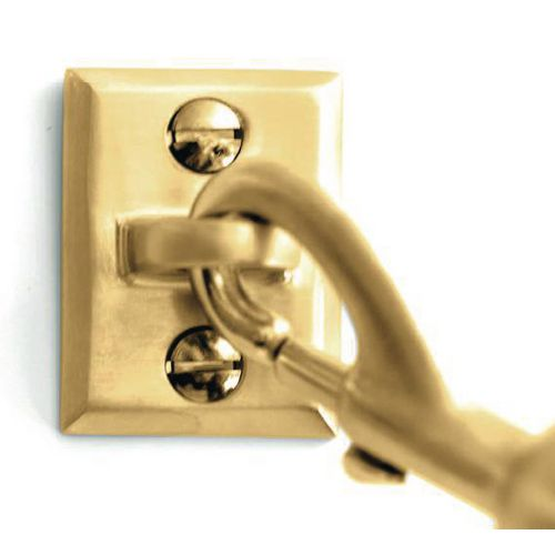 Tensator® Post & rope range - wall plate