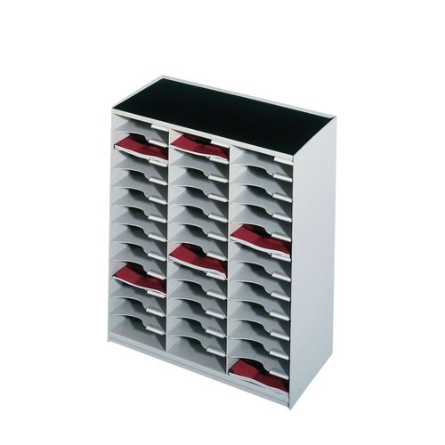 Contemporary mail sorting units