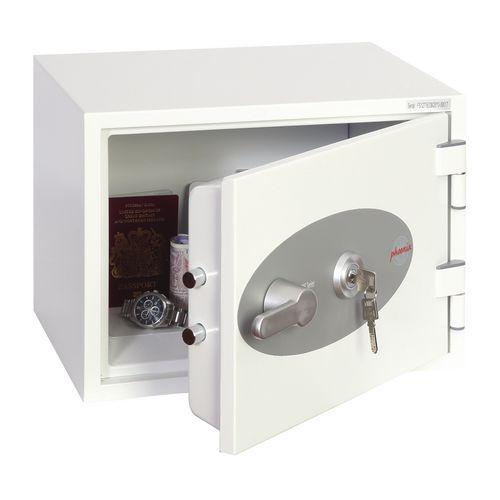 Fire safe key lock