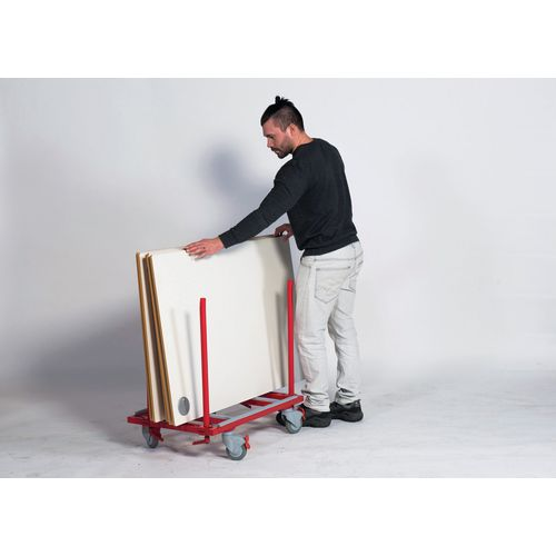 Multi-trolley heavy duty furniture movers