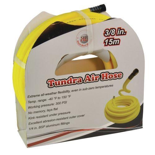 Super flexible air hose