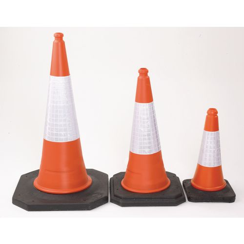 Highwayman 2 piece traffic cone