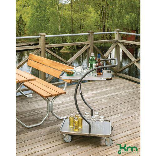 Konga allround table trolleys
