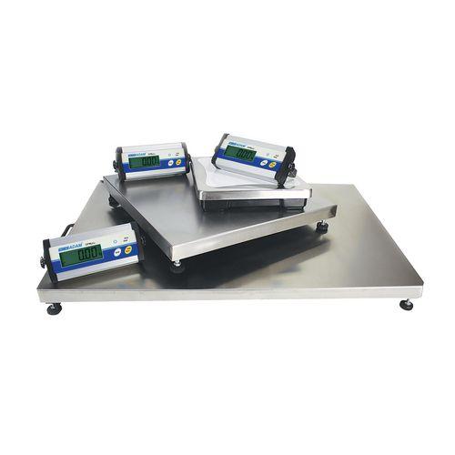 Muti-purpose industrial platform scales