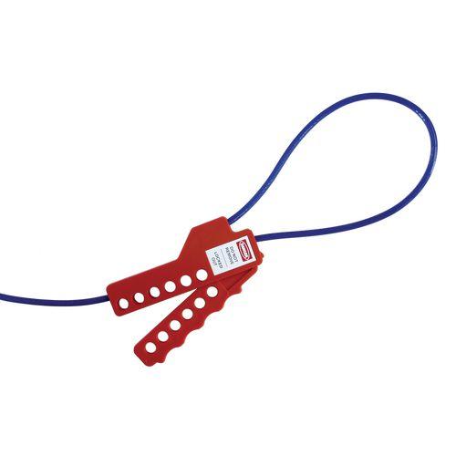 Multi-purpose cable lockout