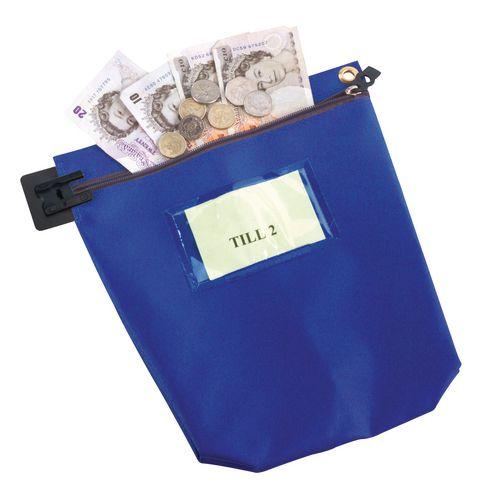 Security cash pouches