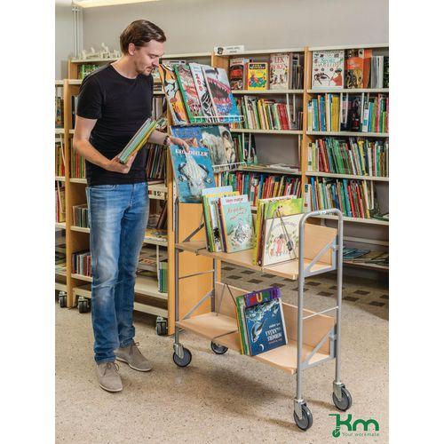 Konga Archive/book trolleys