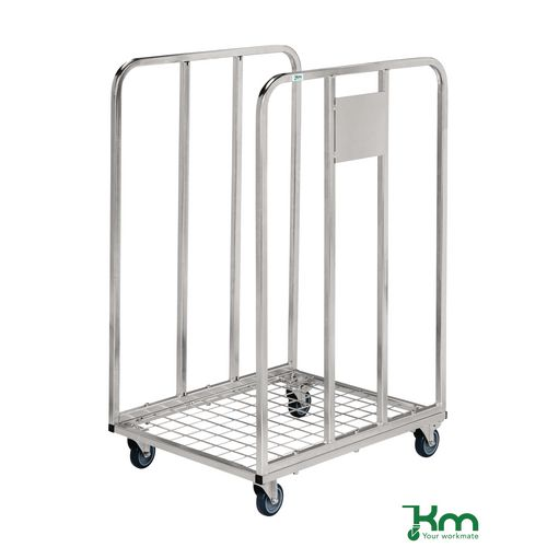 Konga low height roll container
