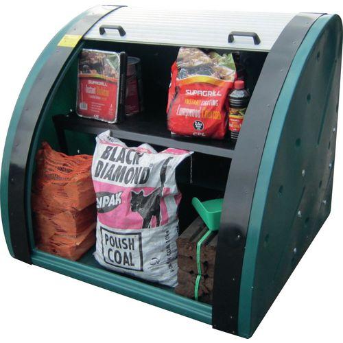 Mini bunker storage unit