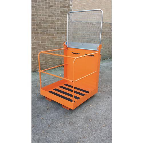Forklift access platforms - 250kg capacity