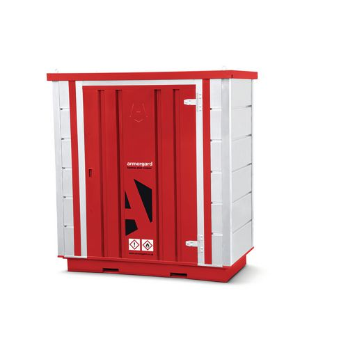 Armorgard Forma-stor® Quick-assembly hazardous storage containers
