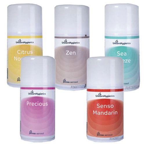 Puress aerosol air freshener refill