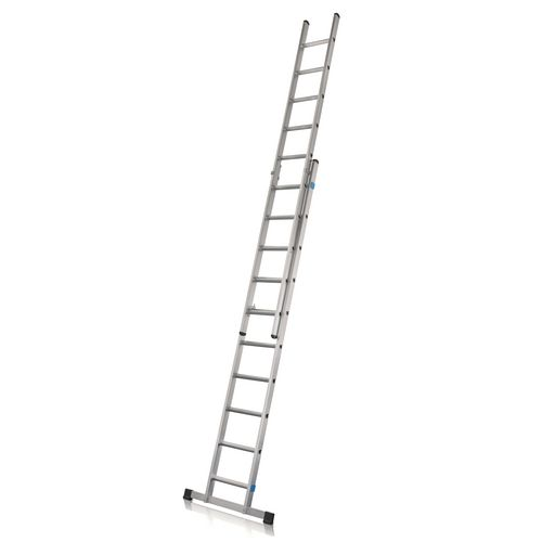 Extension ladders for trade use