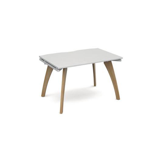 Contemporary bench desking - Single desk