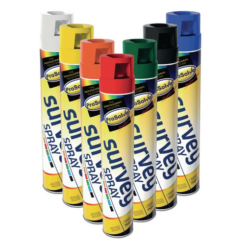 ProSolve™ survey spray paint marker