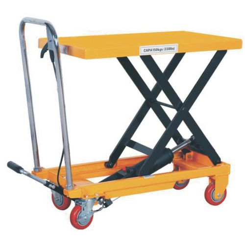 Premier mobile lift tables