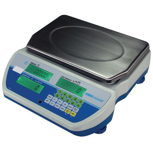 Bench top counting scales