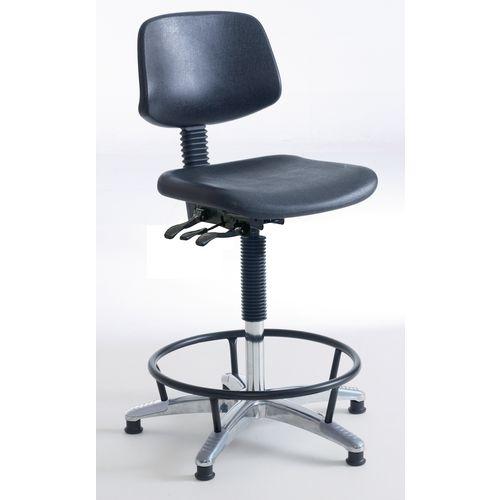 High heavy duty 160KG/ 25 stone polyurethane chair