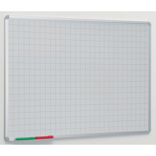 Drywipe gridded and lined planning boards