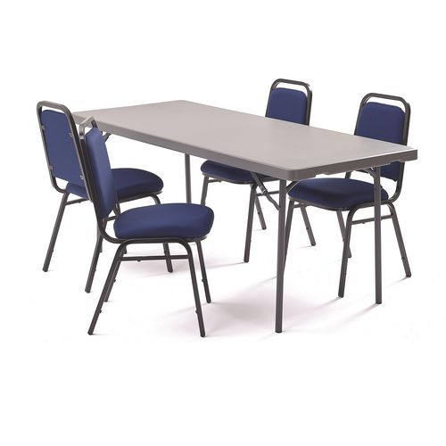 Polyfold lightweight folding tables